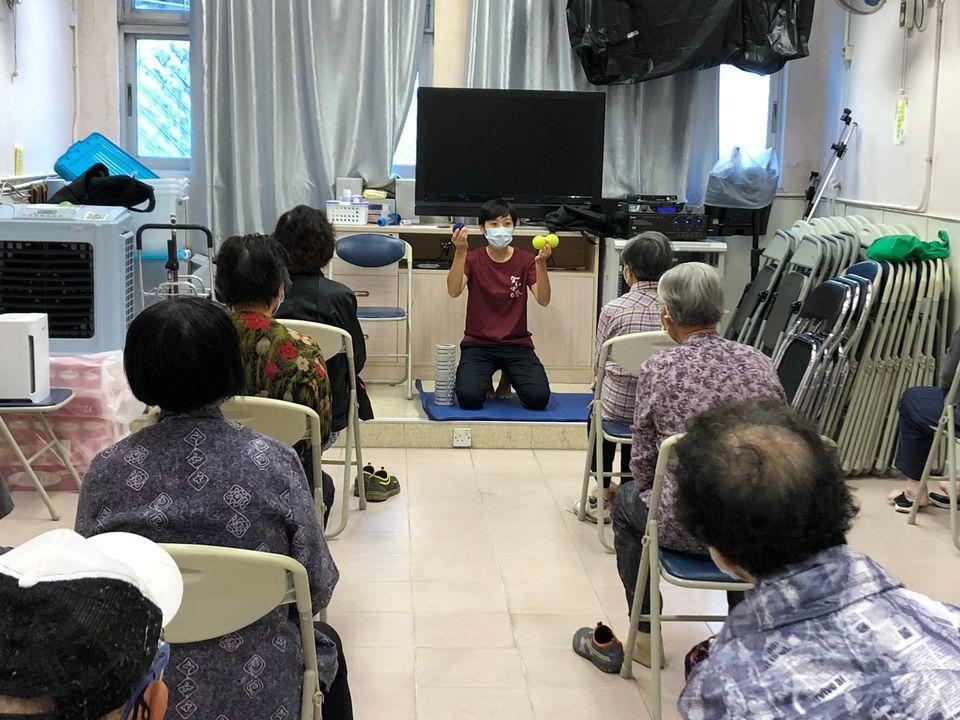 中醫講座 – 減痛工作坊