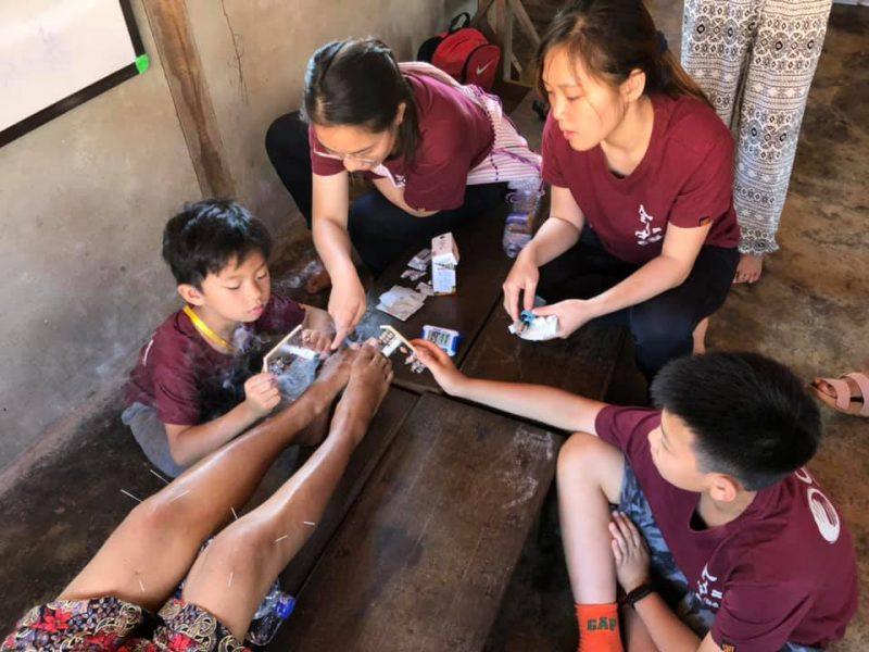 緬甸義診團2019
